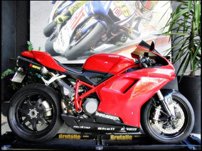 Ducati Superbike 1098 2008 Vermelha