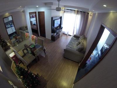 Apartamento À Venda, 55 M² Por R$ 280.000 - Estuário - Santos/sp - Ap4003
