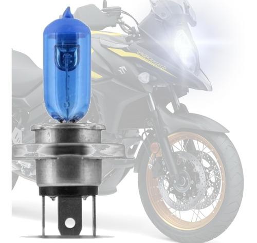 Imagem 1 de 5 de Lampada Super Branca Alto/baixo Suzuki Dl 650v Strom