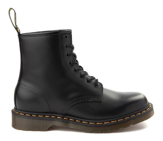 Botas Dr. Martens 1460 8-eye Smooth Boot Lisas Negras Unisex
