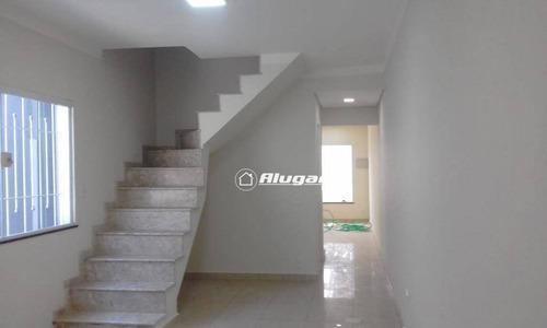 Sobrado Com 3 Dormitórios À Venda, 170 M² Por R$ 593.000,00 - Jardim Bom Clima - Guarulhos/sp - So0524