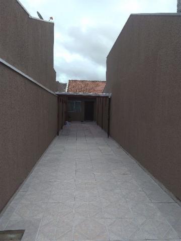 Casa Para Venda Em São José Dos Pinhais, Ouro Fino, 2 Dormitórios, 1 Banheiro, 4 Vagas - L439