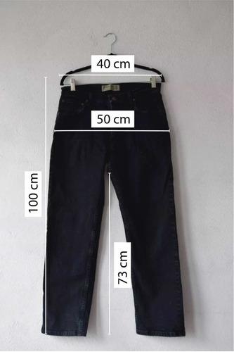 Pantalon Wrangler Fit Talla 32x30 Negro Regular Fit Wrangler Mercado Libre