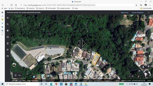 Terreno À Venda, 530 M² Por R$ 1.500.000 - Alphaville Conde Ii - Barueri/sp - Te0210