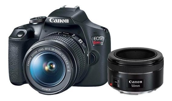 Camera Canon Digital Profissional Completa