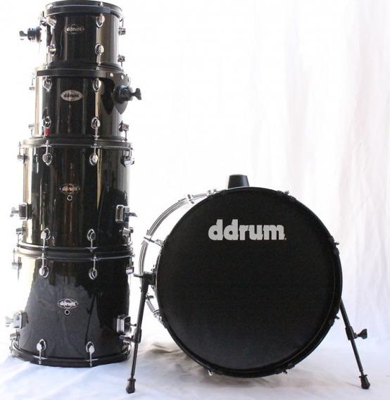 Bateria Ddrum Diablo Series 22/10/12/15/16 Semi Nova