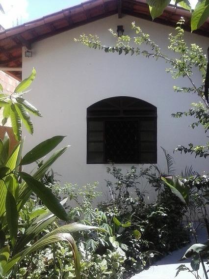 Casa Para Locação No B. Havaí - 1302