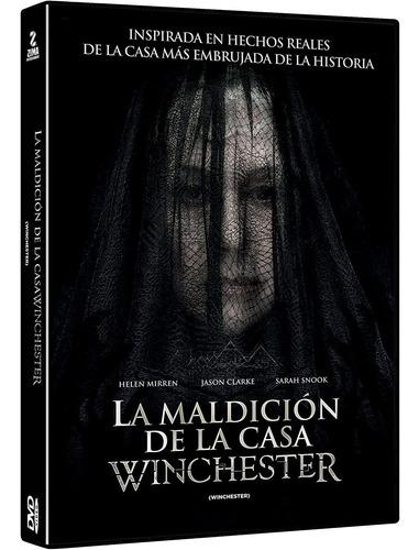 La Maldición De La Casa Winchester Película Dvd