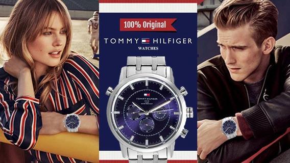 Relógio Tommy Hilfiger 1790876 Original C/ Nota Sem Uso