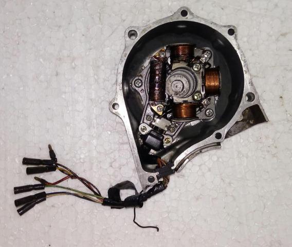 Tampa Do Estator Xl 125 Ml 125 Original Usado