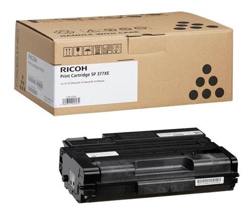 Toner Original Ricoh Sp 377 Xa/dnwx/sfnwx (408161)