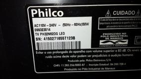 Tv Philco Ph32n62dg (peças)