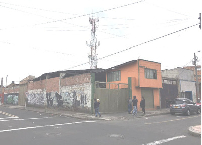 Código 001 Lote Ubicado En El Barrio San Vicente