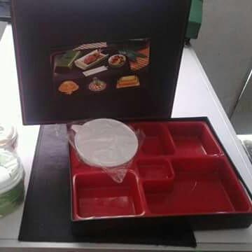 Caja De Almuerzo O Bento Box