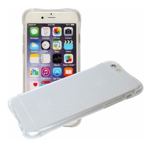 Forro iPhone 6 / 6s Gel Jewell Hypertronik