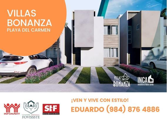 Villas Bonanza Playa Del Carmen Riviera Maya