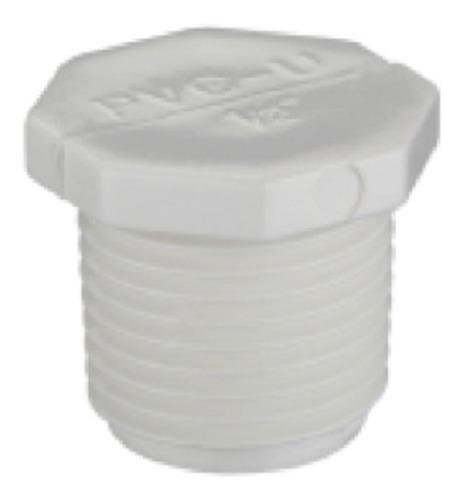 Pack 68 Tapón Rosca Macho Agua Fría 1/2 Isonic