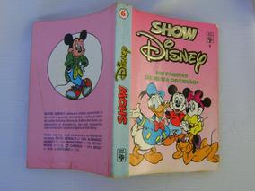 Show Disney - 400 Páginas, Editora Abril Jóvem, Outubro/91