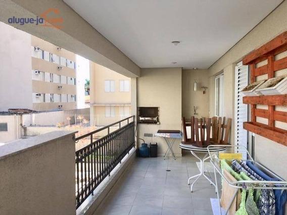 Apartamento Com 2 Dormitórios Para Alugar, 72 M² Por R$ 1.700,00/mês - Vila Adyana - São José Dos Campos/sp - Ap6824