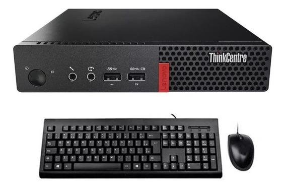 Computador Lenovo 10mq001tbp Wim 10 Pro I3 + Mouse E Teclado
