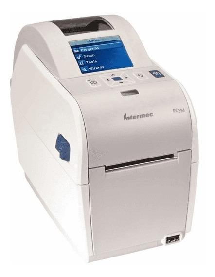 Impressora De Etiquetas Térmica Honeywell Pc23, Usb