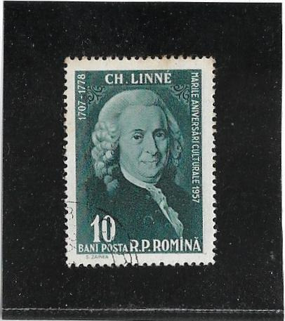 (**) Romenia (posta Romana) Stampworld 1716 - 1958 - Usado