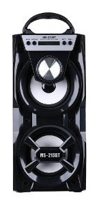 Parlante Bluetooh Speaker Ms-267bt