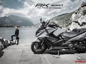 Kymco Ak 550 Gris