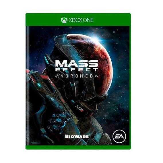 Mass Effect Andromeda Xbox One Mídia Física Pronta Entrega