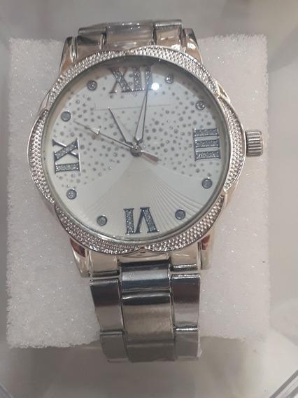 Relógio Feminina Para Usar Dia A Dia Lindo Relógio
