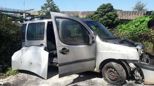 Fiat Doblo Sucata Para Retirada De Peças
