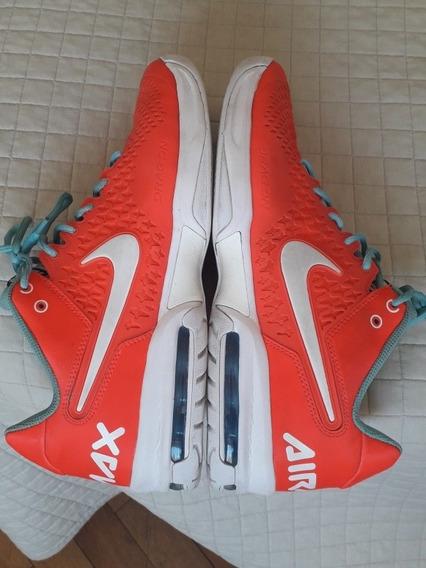 Zapatillas Nike Air Max Dragón.seminuevas!liquido