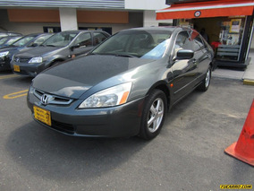 Honda Accord Ex 2.4 At