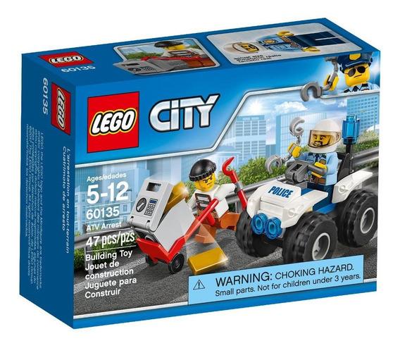 Cuatrimoto De Arresto Lego - 60135
