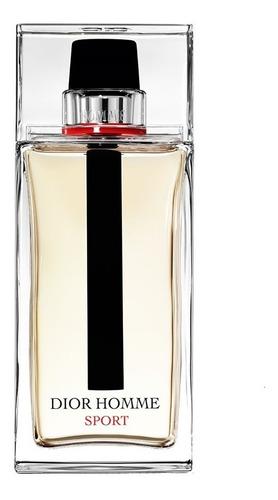 Perfume Importado Hombre Dior Homme Sport Edt - 75ml