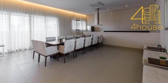 Apartamento Residencial Para Venda E Locação, Chácara Santo Antônio (zona Sul), São Paulo. - Ap1008