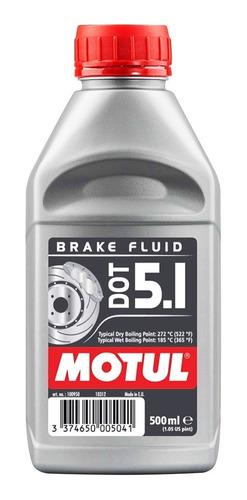 Fluido Freio Motul Dot5.1 Dot 5 5.1 500ml Brake