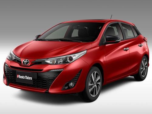Toyota Yaris 2021 0km Xls At Cvt Abasto Motors