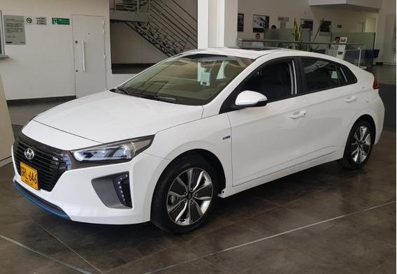 Hyundai Ioniq Hybrido Como Nuevo