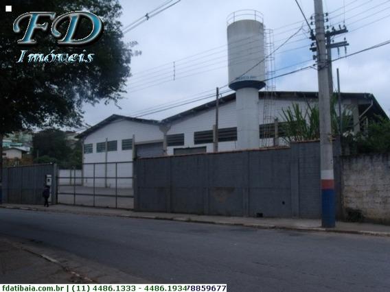 Galpões Industriais À Venda Em Mairiporã/sp - Compre O Seu Galpões Industriais Aqui! - 1171060