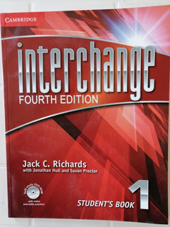 Interchange 1 Fourth Edition Cambridge