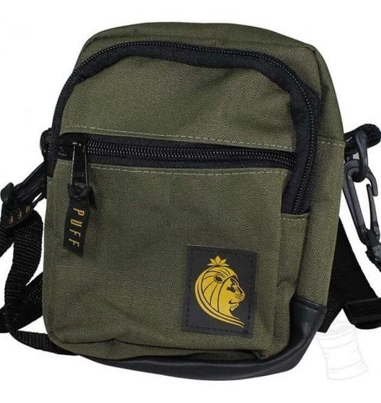 Bolsa Shoulder Bag Puff Verde Frete Grátis