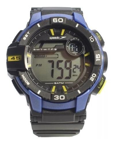 Relógio Speedo Masculino Ref: 11008g0evnp1 Esportivo Digital