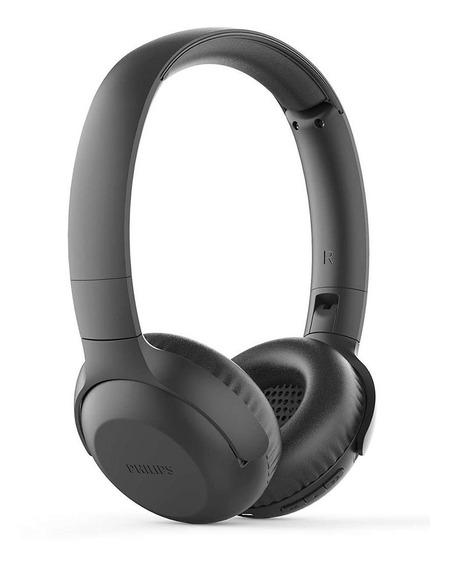 Fone De Ouvido Philips Tauh202bk/00 Bluetooth - Preto