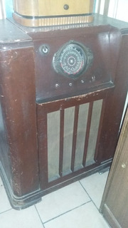 1 Radios Consolas Westinghouse Atwater Kent