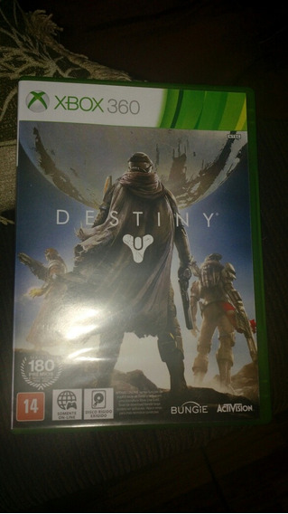 Jogo De Xbox360 Destiny