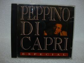 Cd Original Peppino Di Capri- Especial