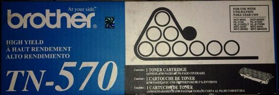 Cartucho Toner Brother Tn-570 Original 2 Unidades