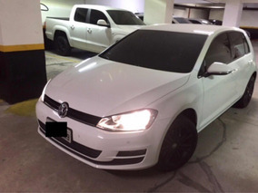 Volkswagen Golf Comfortline Flex 5p Impecável Branco Lindo