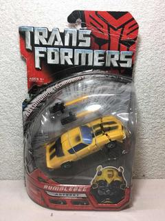 Transformers Movie Bumblebee ( Camaro Viejo) Deluxe Class